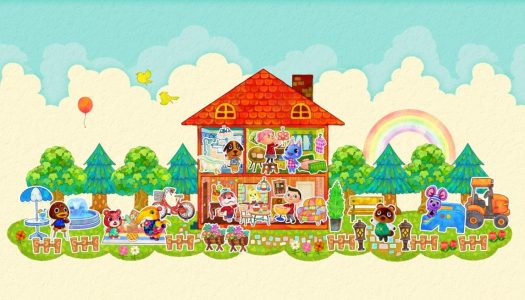 Animal Crossing Happy Home Designer Tops Japanese Sales Charts