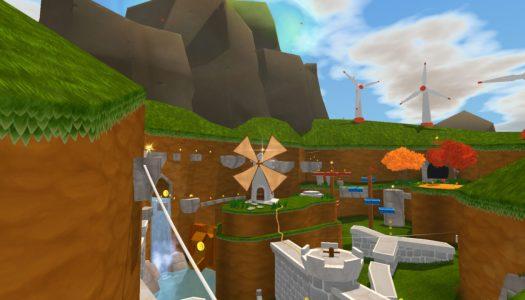Polykid's 3D Platformer Poi Hits Kickstarter for Wii U