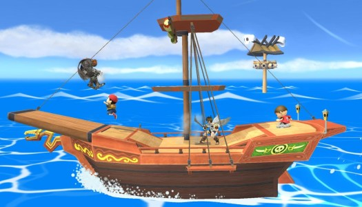New update brings stages and Mii costumes to Super Smash Bros.