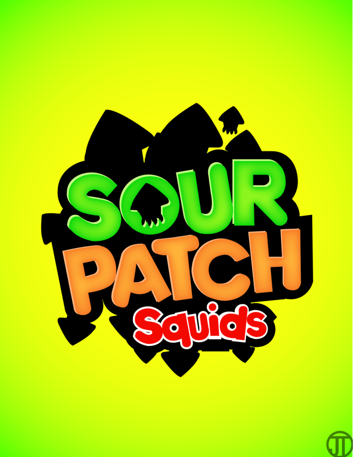 Sour Patch Squids