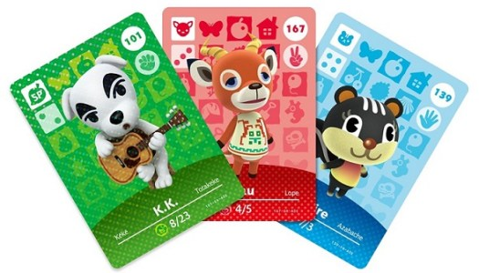 Animal Crossing amiibo card trading event this Friday in NYC