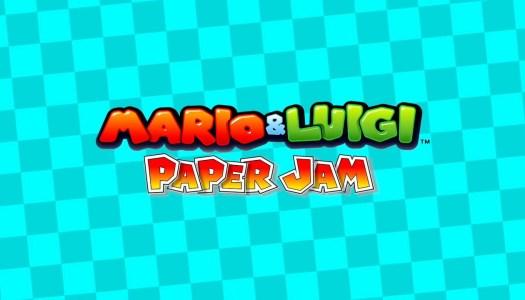 Review: Mario & Luigi: Paper Jam (3DS)