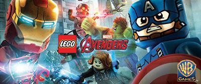 LEGO Marvel Avengers - banner