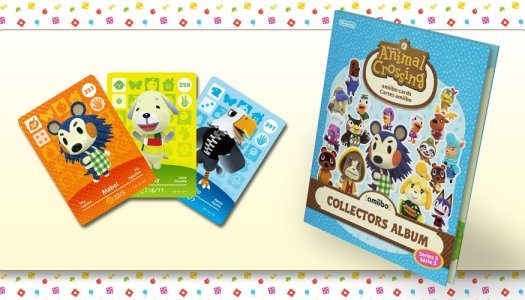 Animal Crossing Series 3 amiibo cards to arrive in Europe March 18