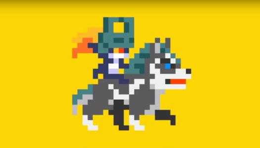 Super Mario Maker adds Wolf Link Costume