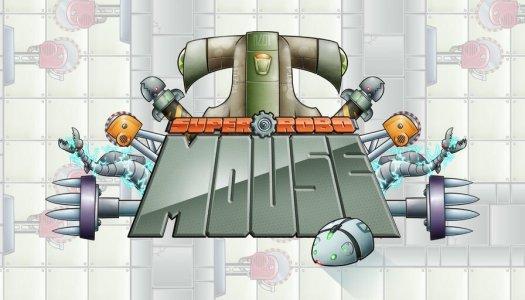 Review: Super Robo Mouse (Wii U eShop)