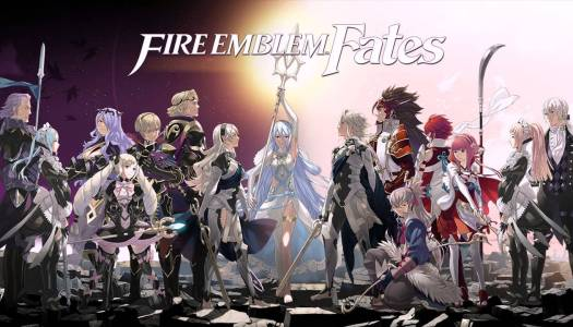 PR: New DLC Maps Headed to Fire Emblem Fates Starting May 5