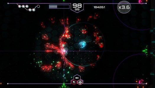 Review: Tachyon Project (Wii U eShop)