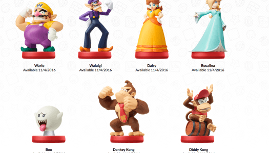 Purely Opinions: Brand new Super Mario Bros. amiibo