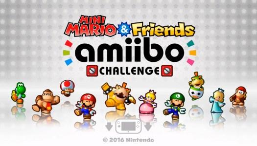 Purely Opinions: Mini Mario & Friends: amiibo Challenge