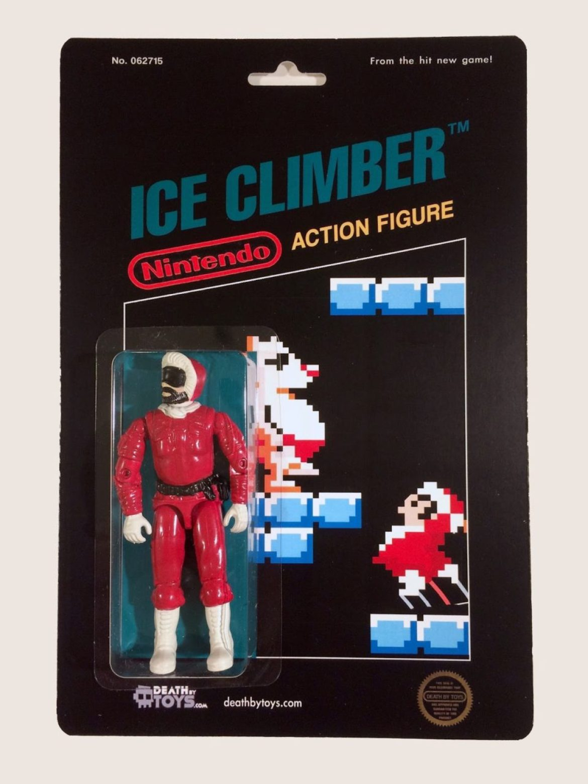 Custom Ice Climber action figure