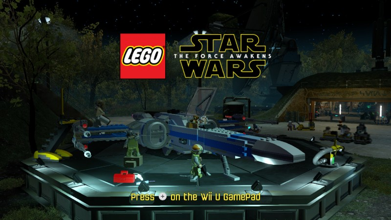 Review Lego Star Wars The Force Awakens Wii U 3ds