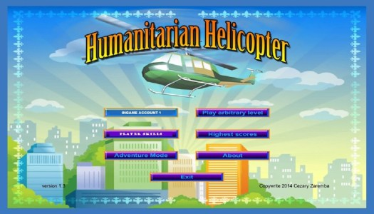 Review – Humanitarian Helicopter (Wii U eShop)