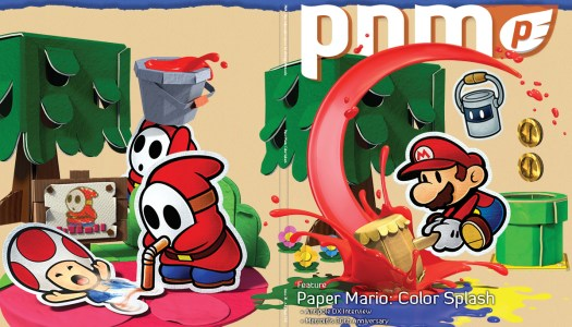 Pure Nintendo Magazine Reveals the Cover of Issue 30 (Aug/Sep), Available Now!