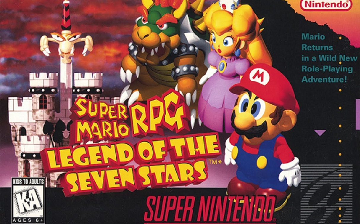 review super mario rpg legend of the seven stars wii u vc pure