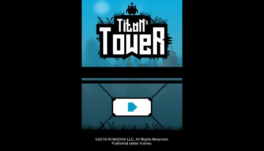 Micro-Review: TITANS TOWER (Wii U eShop)