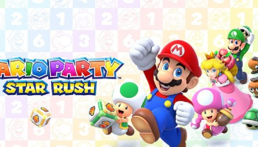 Review: Mario Party Star Rush (3DS)