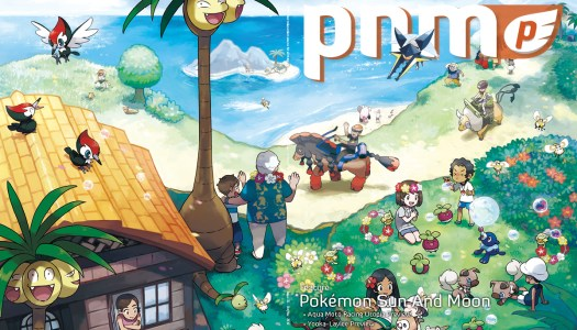 Pure Nintendo Magazine Reveals the Cover of Issue 31 (Oct/Nov), Available Now!