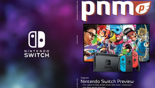 Pure Nintendo Magazine Reveals the Cover of Issue 33 (Feb/Mar), Available Now!