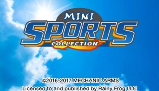Mini Sports Collection – Screenshot Slideshow