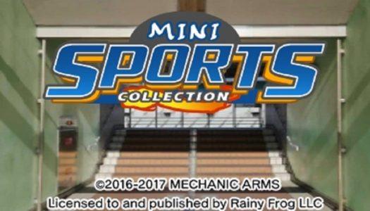 Review: Mini Sports Collection (3DS eShop)