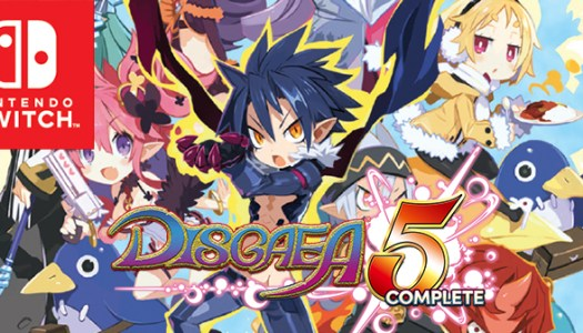 Review: Disgaea 5 Complete (Nintendo Switch)