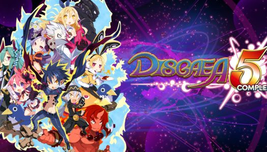 Disgaea 5 Complete physical release delayed in Australia