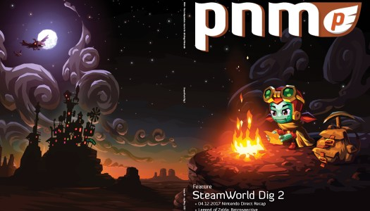 Pure Nintendo Magazine Reveals the Cover of Issue 34 (Apr/May), Available Now!