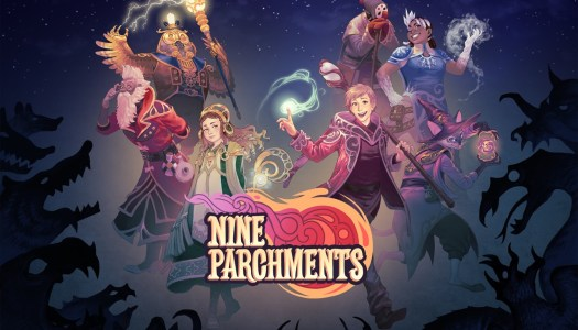 PR: Spellcasting Co-op Blast'em'up Game Nine Parchments Coming to Nintendo Switch – New Trailer