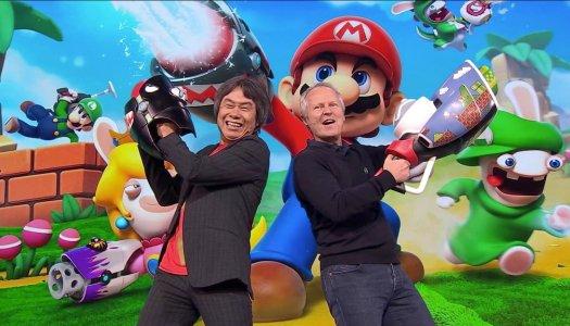 Mario + Rabbids Kingdom Battle Finally Unveiled By Ubisoft