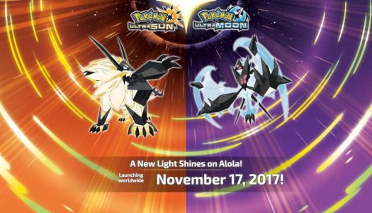 Pokémon Direct: Pokemon Ultra Sun and Ultra Moon coming to 3DS on November 17