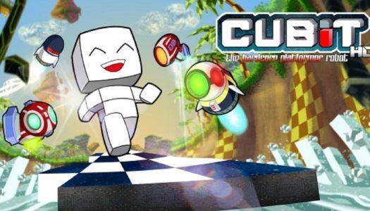 Review: Cubit The Hardcore Platformer Robot HD (Wii U eShop)
