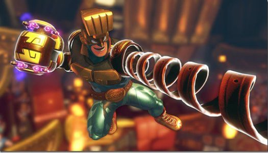 ARMS update brings new character, stage and Versus mode