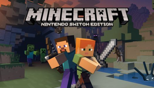 Minecraft for Nintendo Switch brings cross-platform play this June