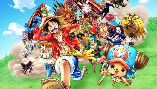 One Piece: Unlimited World Red Deluxe Edition coming to Nintendo Switch September 29