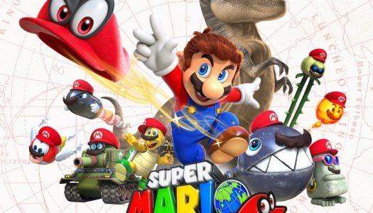 PR: Nintendo Brings Super Mario Odyssey, Rocket League, Other Anticipated Games To PAX West
