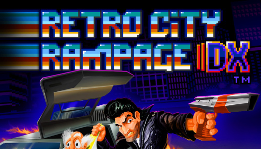 Review: Retro City Rampage DX (Nintendo Switch)