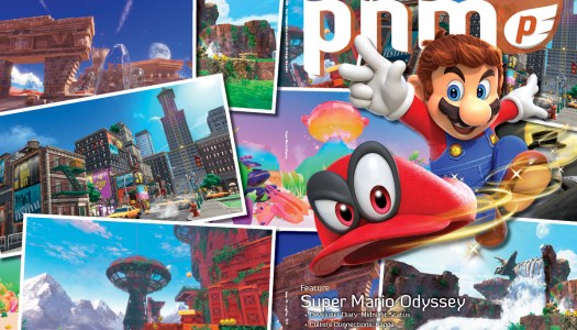 Pure Nintendo Magazine Reveals the Cover of Issue 36 (Aug/Sep), Available Now!