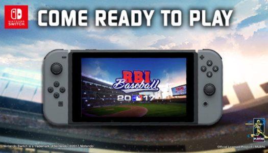 Review: R.B.I. Baseball 2017 (Nintendo Switch)
