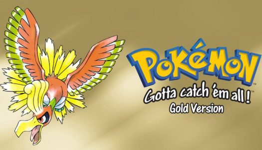 Review: Pokemon Gold (Nintendo 3DS Virtual Console)