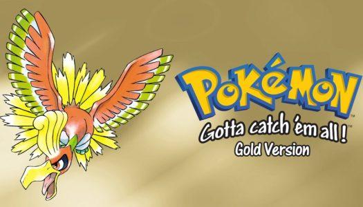 Review: Pokemon Gold (Nintendo 3DS Virtual Console)