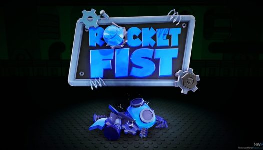 Review: Rocket Fist (Nintendo Switch)