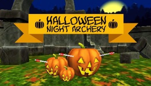 Mini-Review: Halloween Night Archery (Nintendo 3DS)