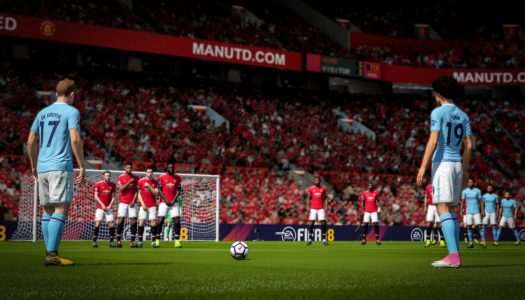 Review: FIFA 18 (Nintendo Switch)