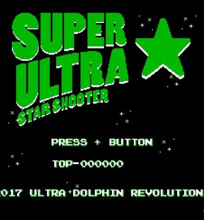 Super Ultra Star Shooter