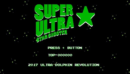 Mini-Review:  Super Ultra Star Shooter (Wii U eShop)