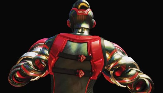 Latest ARMS update brings new character and arena