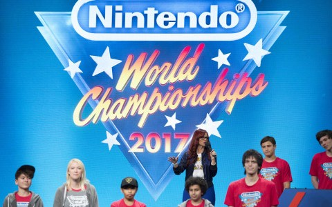 The Nintendo World Championships 2017 winner has been crowned