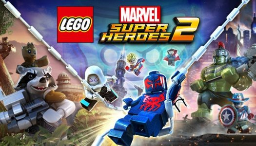 LEGO Marvel Super Heroes 2 available on Nintendo Switch now