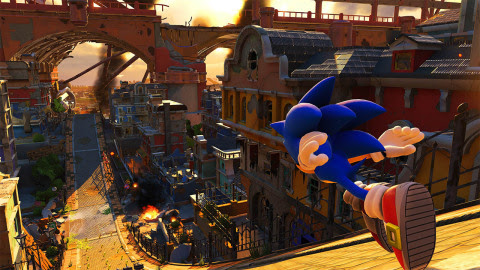 Nintendo Download November 2, 2017 – Sonic Forces speeds onto the Nintendo Switch